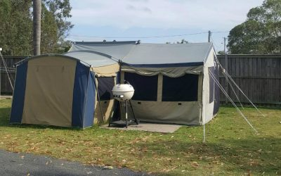 Hervey Bay Glamping Now Available!